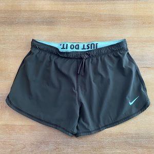 Gray Nike Shorts Medium